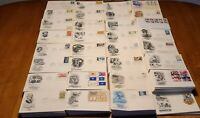 HUGE LOT OF 1550  US FDCS FIRST DAY OF ISSUE 1952 2014 ALL W