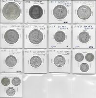 $5.35 FV  OLD AMERICAN 90  SILVER ASSORTED CIRCULATED COINS