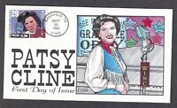 PATSY CLINE FDC HP COLLINS 2772