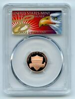 2019 S 1C LINCOLN CENT PCGS PR70DCAM FIRST STRIKE THOMAS CLE
