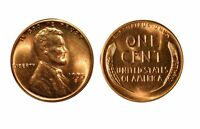 1955-S/S  LINCOLN CENT RPM-002 2  CHOICE BU RED 114