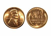1955-S/S  LINCOLN CENT RPM-002 2  NEAR GEM BU RED 2221