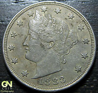 1883 WITH CENTS LIBERTY V NICKEL      MAKE US AN OFFER!  W2345 ZXCV