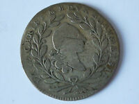 10 KREUZER 1766 GERMAN COIN BRANDENBURG BAYREUTH FRIEDRICH CHRISTIAN 1763 1769