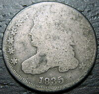 1835 CAPPED BUST DIME      MAKE US AN OFFER!  Y1771
