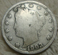 1903 LIBERTY V NICKEL 4