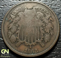 1868 2 CENT PIECE  --  MAKE US AN OFFER  G2575