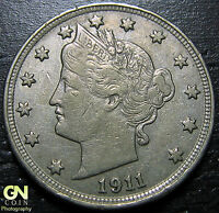 1911 LIBERTY V NICKEL  --  MAKE US AN OFFER  W2217 ZXCV