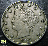 1911 LIBERTY V NICKEL  --  MAKE US AN OFFER  W2223 ZXCV
