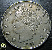 1911 LIBERTY V NICKEL  --  MAKE US AN OFFER  W2215 ZXCV