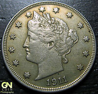 1911 LIBERTY V NICKEL  --  MAKE US AN OFFER  W2232 ZXCV