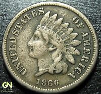 1860 INDIAN HEAD CENT      MAKE US AN OFFER  Y2468
