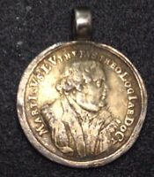 1617   1717 MARTIN LUTHER DOCTOR OF THEOLOGY MEDAL