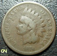1873 P INDIAN HEAD CENT      MAKE US AN OFFER  Y4002