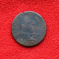 1787 NEW JERSEY COLONIAL ISSUE COIN