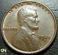 1925 D LINCOLN CENT WHEAT CENT  --  MAKE US AN OFFER  Y3710