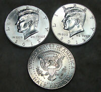 2012 KENNEDY HALF DOLLARS FROM MINT BAGS SET OF 2