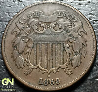 1869 2 CENT PIECE  --  MAKE US AN OFFER  G2577