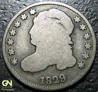 1832 CAPPED BUST DIME      MAKE US AN OFFER  W2869 ZXCV
