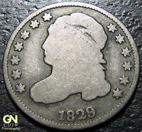1830 CAPPED BUST DIME      MAKE US AN OFFER  W2868 ZXCV