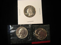 1981 P D S YEAR SET PDS WASHINGTON QUARTERS