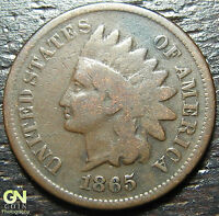 1865 INDIAN HEAD CENT  --  MAKE US AN OFFER  Y4415