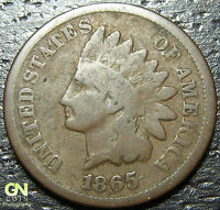 1865 INDIAN HEAD CENT  --  MAKE US AN OFFER  Y2976
