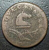 1787 NEW JERSEY COLONIAL CENT    MAKE US AN OFFER  O4252