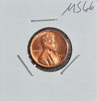 1957 D LINCOLN CENT HIGH GRADE UNCIRCULATED