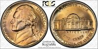 1991 D JEFFERSON NICKEL GRADED MS66FS BY PCGS COLOR TONED