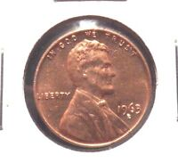 UNCIRCULATED 1963D LINCOLN MEMORIAL PENNY