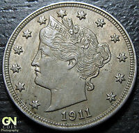 1911 LIBERTY V NICKEL      MAKE US AN OFFER  Y4564