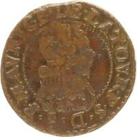 L391 SEDAN FRDRIC MAURICE DE LA TOUR DOUBLE TOURNOIS 1633 SEDAN   FAIRE OFFRE