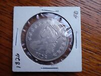 1826 PHILADELPHIA SILVER CAPPED BUST HALF DOLLAR CIRCULATED COIN XF