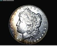 1900 P   MORGAN SILVER DOLLAR 1488