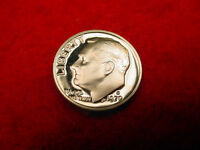 1970 S ROOSEVELT DIME GREAT PROOF COIN   10