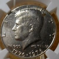 1776  1976 KENNEDY 50C NGC CERTIFIED MS 65
