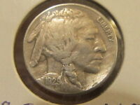 NICE XF 1929 S BUFFALO NICKEL  TOUGHER TO FIND  GAL