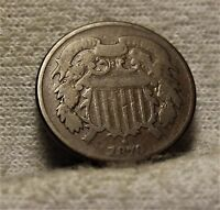 1870 TWO CENT