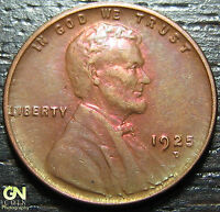 1925 D LINCOLN CENT WHEAT CENT  --  MAKE US AN OFFER  Y4348