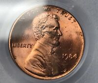 1984 P DDO LINCOLN CENT PCGS MS65RD 3240599