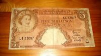 EAST AFRICAN CURRENCY BOARD 1958/1960 3097   /