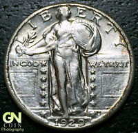 1929 P STANDING LIBERTY QUARTER      MAKE US AN OFFER  W3349  ZXCV