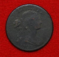 1801 LARGE CENT   DRAPED BUST   ONLY 1,362,837 MINTED