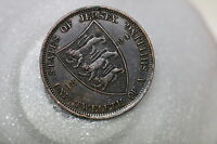 JERSEY 1/12 SHILLING 1894 VICTORIA NICE DETAILS A53 Z1849