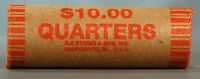 2007 P UTAH STATE QUARTER BU UNCIRCULATED ROLL   40 COINS   LOT C127