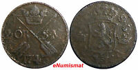 SWEDEN FREDERICK I 1747 2 ORE S.M.AVESTA MINT. LOW MINTAGE 403,000  KM 437