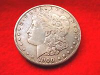 1900 S MORGAN DOLLAR OUTSTANDING KEY DATE DOLLAR    260