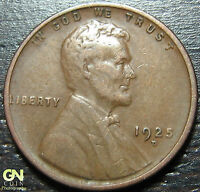 1925 D LINCOLN CENT WHEAT CENT  --  MAKE US AN OFFER  Y4264