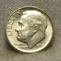 1953DUNCIRCULATED ROOSEVELT DIME